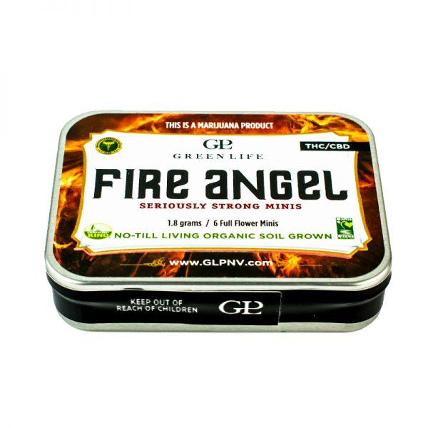 Fire Angel   Baby J's