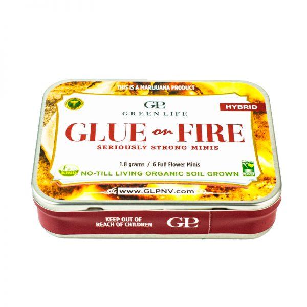 Glue On Fire   Baby J's
